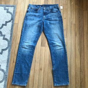 Lucky Brand • men's 121 heritage slim jeans